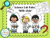 Science Lab Roles