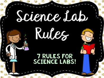 Science Lab Rules