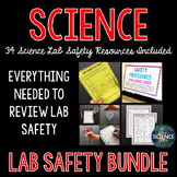 Science Lab Safety Bundle
