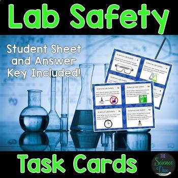 Science Lab Safety Bundle