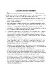 Science Lab Safety Contract, Lab Safety Worksheet and Answer Key