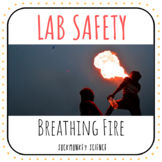 Science Lab Safety FREEBIE First Day of School Activity {B