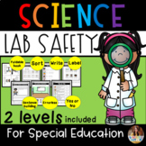 Science Lab Safety For Special Education