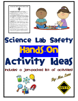 Science Lab Safety Hands-On Activity Ideas