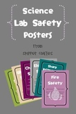 Science Lab Safety--Posters