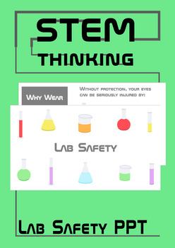 Science Lab Safety Powerpoint Presentation Back to School