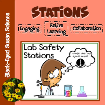 Science Lab Safety Stations