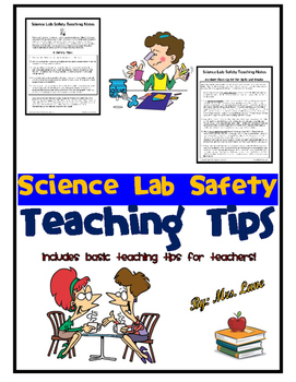 Science Lab Safety Teaching Tips
