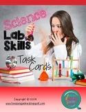 Science Lab Skills Task Cards