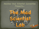 Science Lab: The Mad Scientist Lab