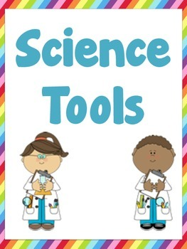 Science Lab Tools Bundle