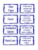 Science Lab Tools Vocabulary Cards - Centers, Games, Small Group