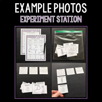 Science Lab Tools and Equipment - S.C.I.E.N.C.E. Stations