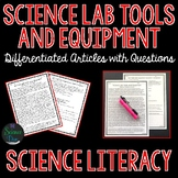 Science Lab Tools and Equipment - Science Literacy Article