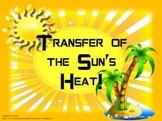 Science Lab- Transfer of the Sun's Heat