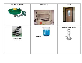 Science Lab and Safety Equipment