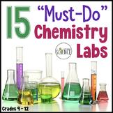 Chemistry Lab Bundle: 15 Must Do Labs