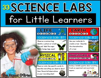 Science Labs for Little Learners