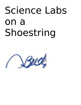 Science Labs on a Shoestring