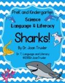 Science, Language, and Literacy: SHARKS! (PreK & Kdg) (Dis