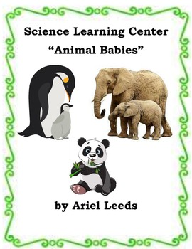 Science Learning Center: Animal Babies