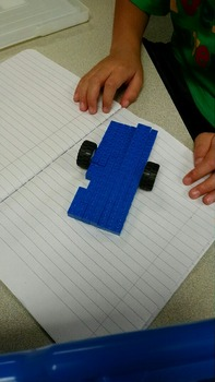 Science/Lego Building Integration: Climate