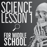 Science Lesson 1 for Middle School