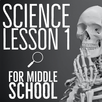 Science Lesson 1 for Middle School with Google Apps