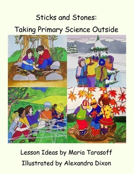 Outdoor Science Lesson Ideas to Get Your Primary Kids Expl