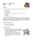 Science Lesson Plans - Science Fair Unit, Building Bridges