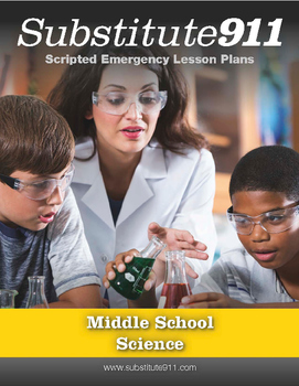 Science Lesson Plans for Substitute Teachers