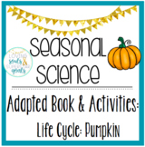 Science: Life Cycle of a Pumpkin