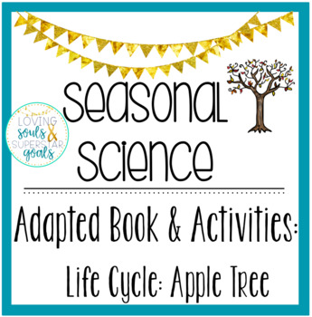 Science: Life Cycle of an Apple Tree
