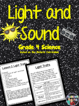 Science - Light and Sound