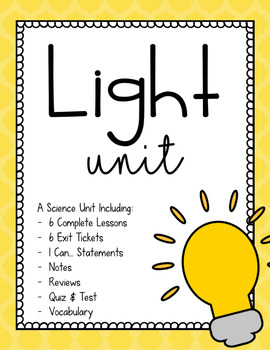 Science - Light unit