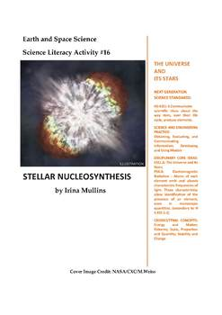 Science Literacy Activity #16 Stellar Nucleosynthesis