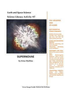 Science Literacy Activity #17 Supernovae