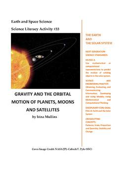 Science Literacy Activity #33 Orbital Motion of Planets, Moons and Satellites