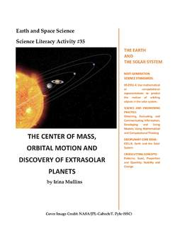 Science Literacy Activity 35. Orbital Motion and Discovery of Extrasolar Planets