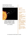 Science Literacy Activity #39 Space Rockets and Rocket Propulsion