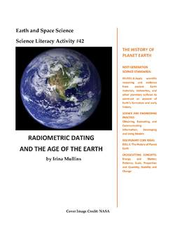 Science Literacy Activity #42 Radiometric Dating and the Age of the Earth