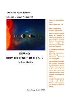 Science Literacy Activity #8 Journey from the Center of the Sun