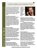 Science Literacy Articles:  Informational Texts!  Vol 5