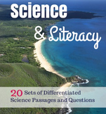 Science Reading Comprehension
