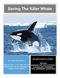 Science Literacy: Killer Whales