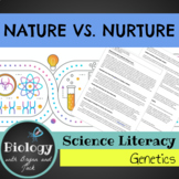 Science Literacy: Nature vs. Nurture