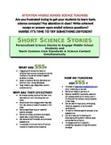 Science Literacy: SSS3 - Short Science Story  - Heredity, Genetics, Mutations
