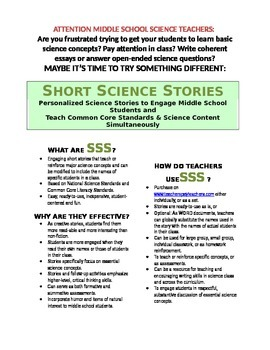 Science Literacy: SSS2 Storm Clouds - Short Science Stories  - Thunderstorms