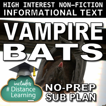 Science Literacy - The Strange Truth About Vampire Bats