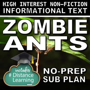 Science Literacy - The Strange Truth About Zombie Ants